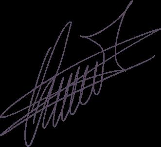 Quote's Signature